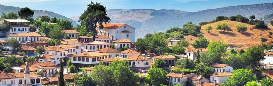 Sirince Village, Turkish Village, Cirkince